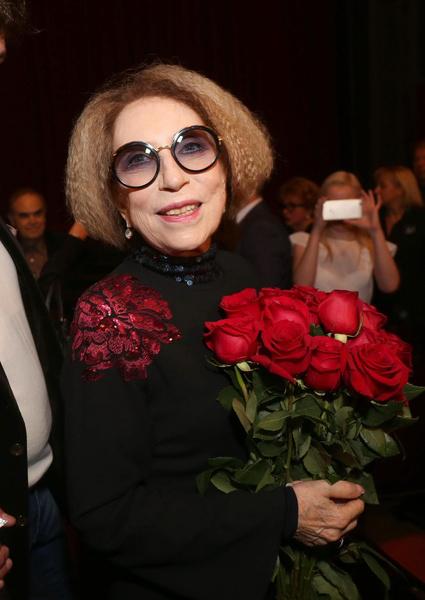 Инна Чурикова о скандале с Меньшиковым в театре Ермоловой: «Не думаю, что талант исчезает с возрастом»