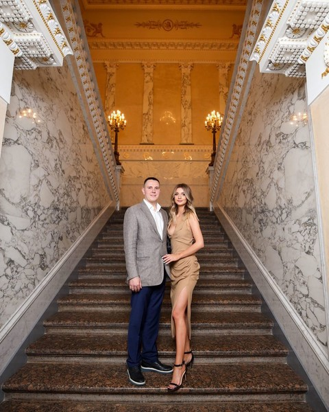 Вот уже четыре года Дарья счастлива в браке с юристом Михаилом Желаевым