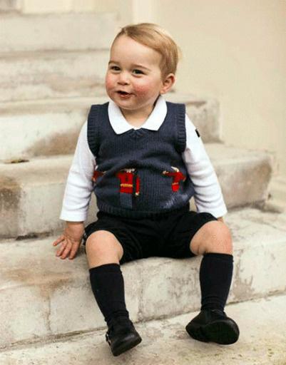 Джордж займет престол сразу после деда и отца