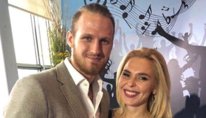 Иван Телегин перестал скрывать отношения с любовницей