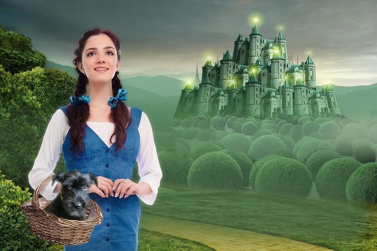 Новогодняя сказка на льду «Волшебник страны Оз» от Ильи Авербуха