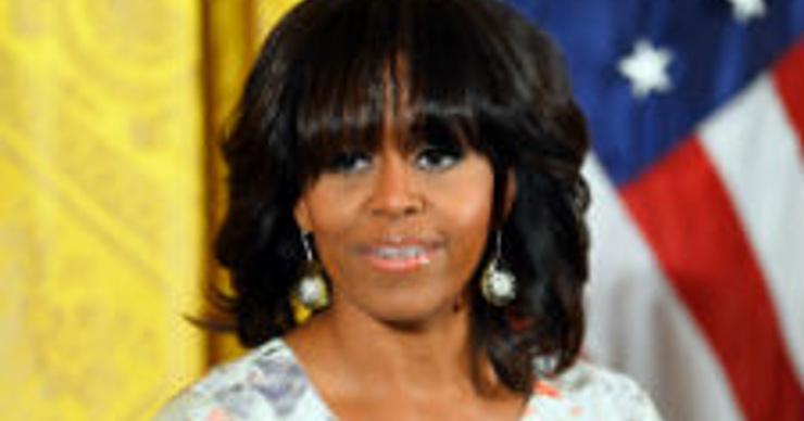 Мишель Обама научит худеть Америку, танцуя