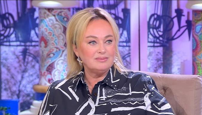 Лариса Гузеева: «Я себя резала»