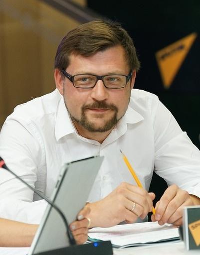 Cергей Кочетков, первый заместитель главного редактора Sputnik