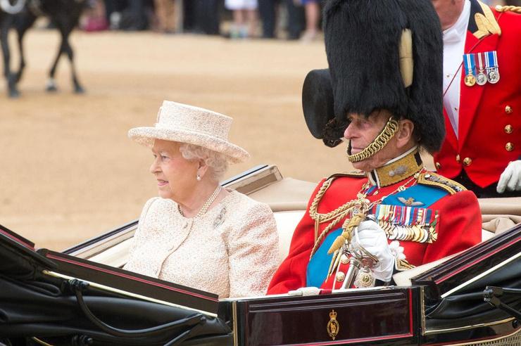 Последние 74 года Елизавета II праздновала день рождения в компании мужа