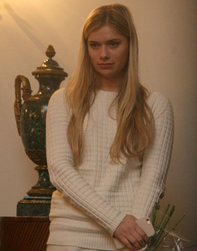 Внучка Анна Тарасова