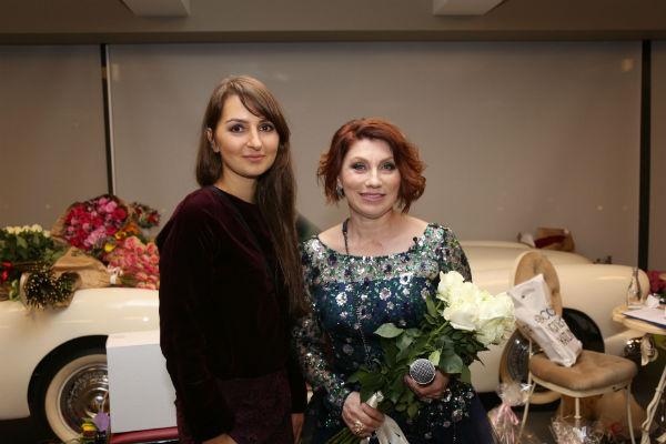 Наталья Мараховская и Роза Сябитова