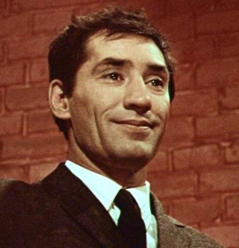 Спартак Мишулин в программе «Кабачок «13 стульев» (1969)