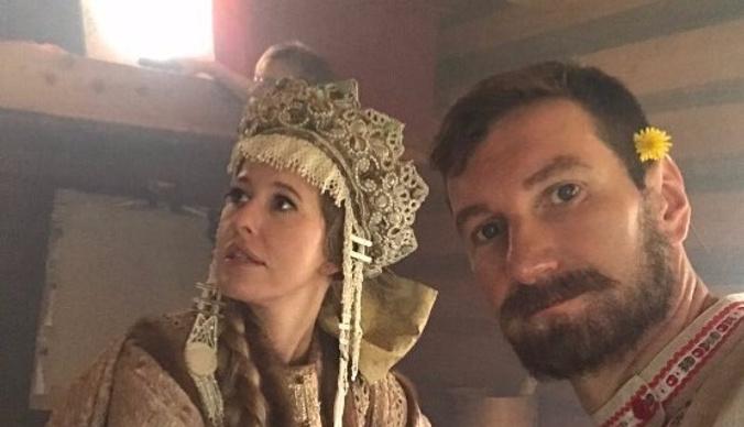 Друг Ксении Собчак перевоплотился в бомжа ради нового телешоу
