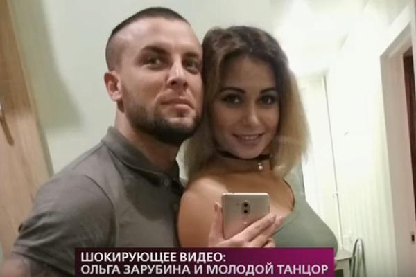 Поначалу Зарубина не подозревала, что любимый женат