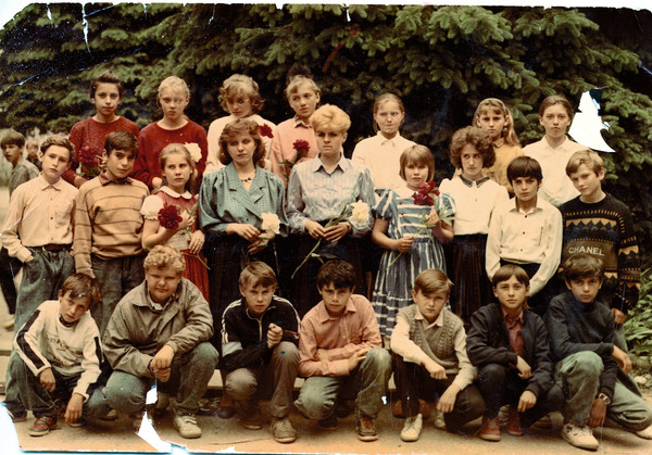 В школе Билан был одним из самых тихих учеников в классе
