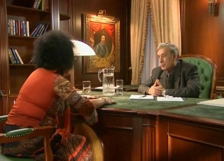 Михаил Виноградов принимал участие в качестве эксперта в «Битве экстрасенсов»