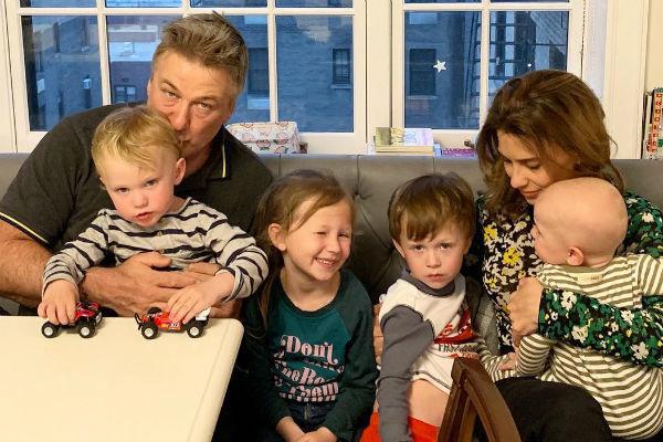 Актер обожает детей