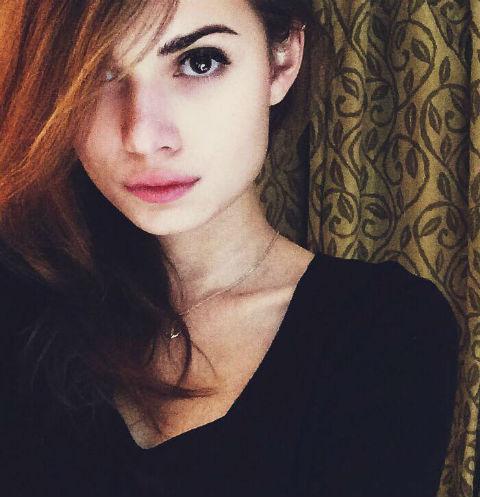 Дочь Николая Фоменко и Марии Голубкиной