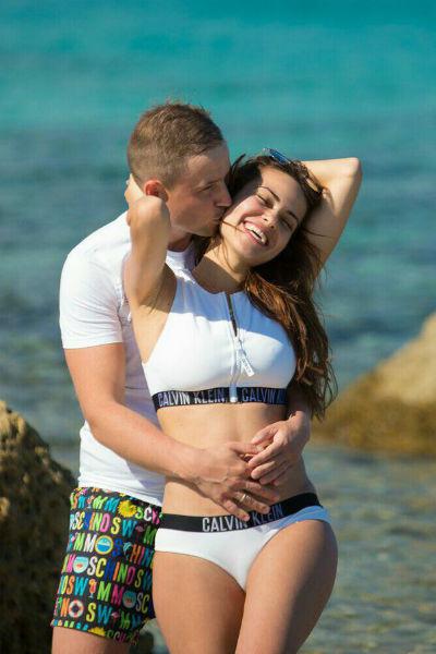 Осенью Галина и Евгений впервые станут родителями