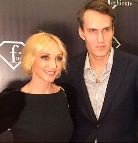 Алла Пугачева публично поблагодарила партнера Кристины Орбакайте ... | 497x480