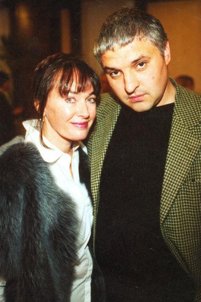 Лариса Гузеева и ее супруг редко выходят в свет вместе