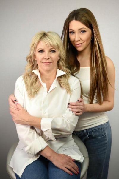 Алена и ее мама
