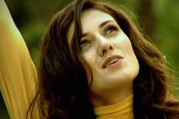 В сериале Анна Носатова играла подругу главной героини