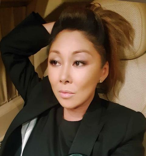 Анита Цой восстанавливается после операции