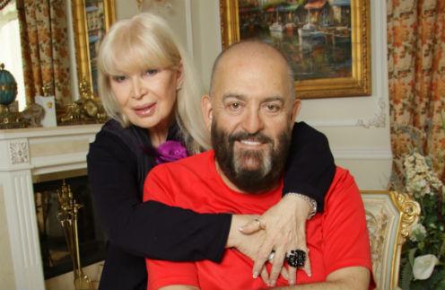 Михаил Шуфутинский с супругой Маргаритой