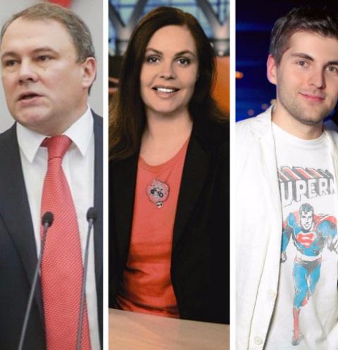 Петр Толстой, Екатерина Андреева, Дмитрий Борисов