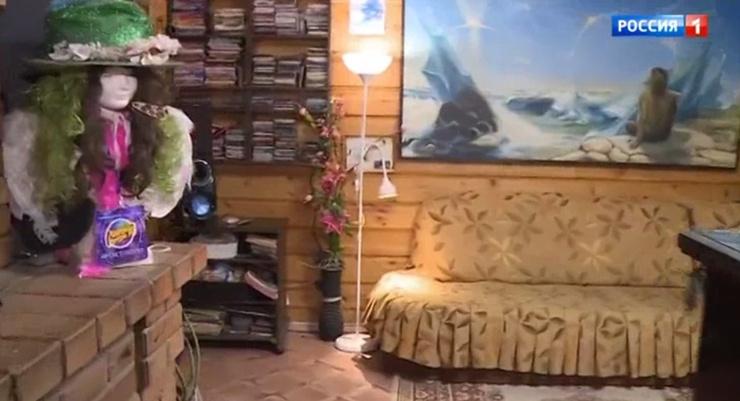 Интерьеры дома Владимирской