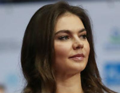 У Алины Кабаевой появился двойник