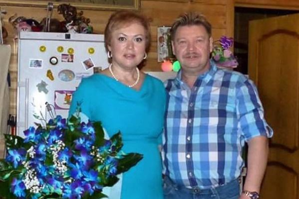 Марина и Николай Бандурины живут в браке более 30 лет
