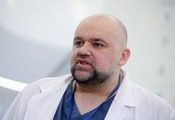 «Треть умирает в стенах больницы»: Денис Проценко назвал главную особенность пациентов с ковидом