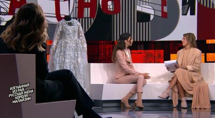 Модель отдаст вырученные деньги за платье на благотворительные цели