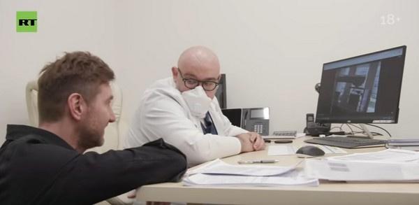 Денис Проценко постоянно мониторит ситуацию