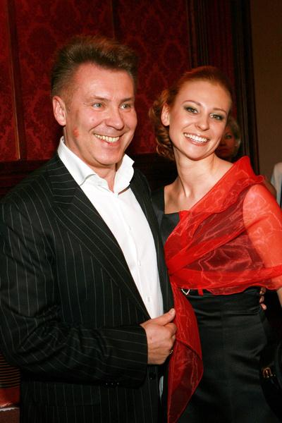 Владимир Березин с дочерью Юлией