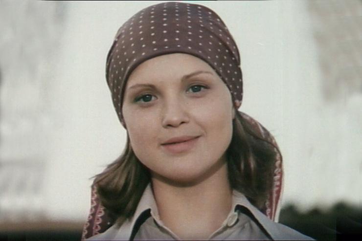 Как и персонаж Ольга, Пенкина влюбилась в музыканта