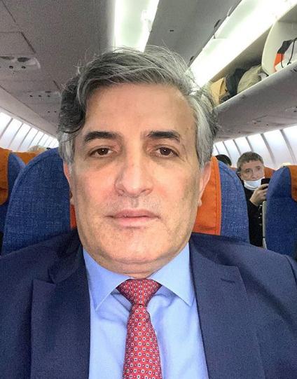 Эльман Пашаев представляет интересы Ефремова в суде
