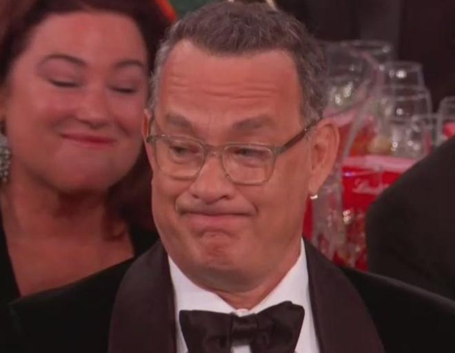 Скептичное лицо Тома Хэнкса стало мемом в Сети