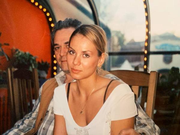 Сергей с дочерью Екатериной