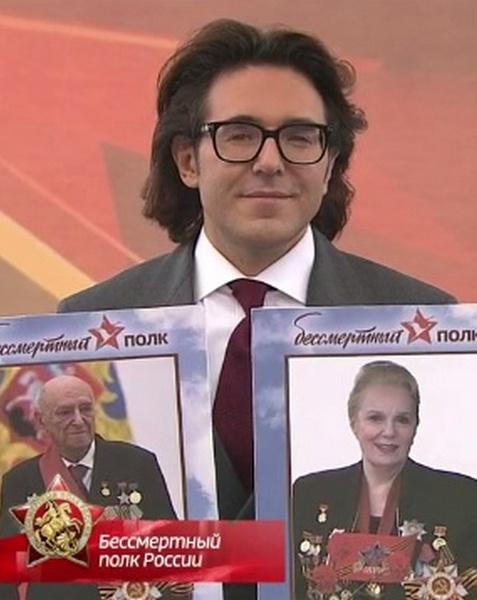 Андрей Малахов почтил память Элины Быстрицкой и Владимира Этуша