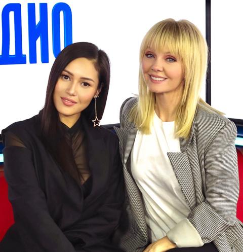 Валерия и Наzима