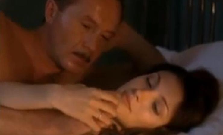 Панин и Макеева снялись в постельной сцене