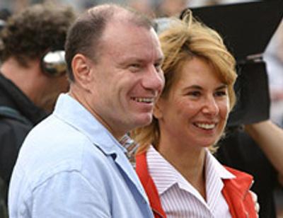 Олигарх Потанин и его экс-супруга делят в суде 100 миллионов долларов