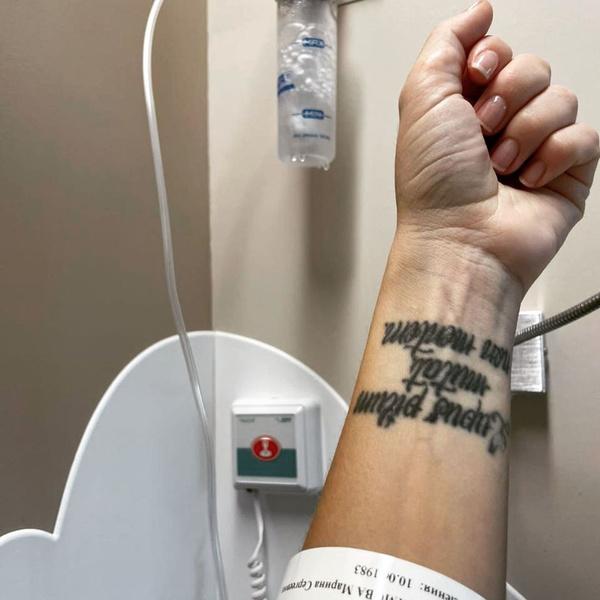 Артистка попала в больницу в середине июня, через несколько дней после своего 38-летия.
