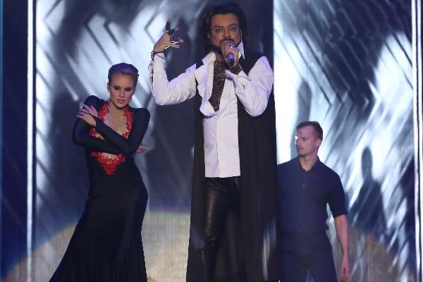 Филипп Киркоров исполнил свои лучшие хиты