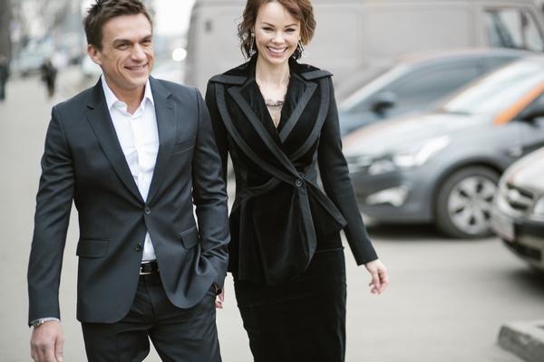 Влад Топалов и Мария Фролова, основатель специализированной медицинской клиники