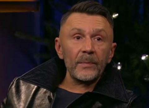 Сергей Шнуров объяснил, почему быстро женился после развода