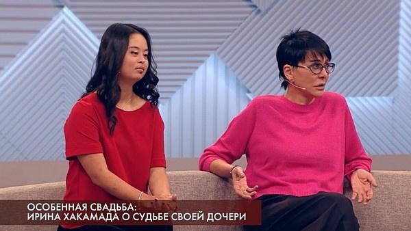 Долгие годы Хакамада скрывала, через что пришлось пройти ее семье, когда у Марии диагностировали рак