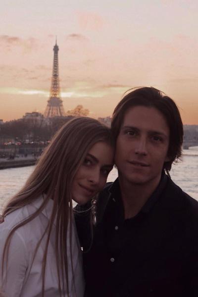 Марко и София часто бывают во Франции