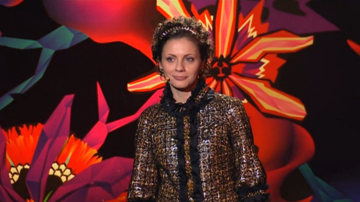 Наталья Еприкян, она же знаменитая Наталья Андреевна