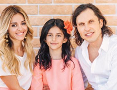 Алиса Ревва: «Я красивая, как папа!»