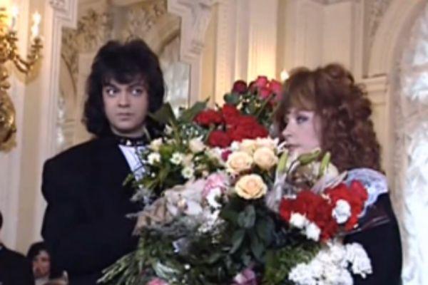 Свадьба Пугачевой и Киркорова состоялась в Петербурге